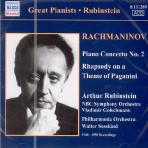 PIANO CONCERTO NO.2 ETC/ RUBINSTEIN