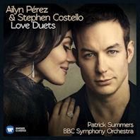 LOVE DUETS/ PATRICK SUMMERS [스티븐 코스텔로 & 에일리 페레즈: 사랑의 이중창]
