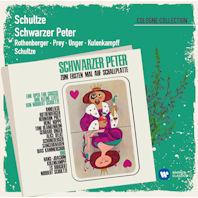 SCHWARZER PETER/ HERMANN PREY, NORBERT SCHULTZE [COLOGNE COLLECTION] [슐체: 슈바르처 페터]