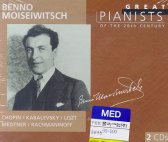 GREAT PIANISTS OF THE 20TH CENTURY 70