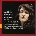 PIANO CONCERTOS/ MARTHA ARGERICH, SEIJI OZAWA, EUGEN JOCHUM