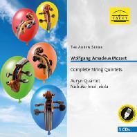 COMPLETE STRING QUINTETS/ AURYN QUARTET, NOBUKO IMAI [THE AURYN SERIES 13] [모차르트: 현악5중주 전곡]