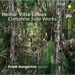 COMPLETE WORKS FOR GUITAR/ FRANK BUNGARTEN [SACD HYBRID]