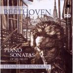 LATE PIANO SONATAS/ ELISABETH LEONSKAJA [SACD HYBRID] [베토벤: 후기 피아노 소나타 - 엘리자베트 레온스카야]
