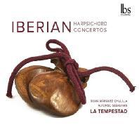 IBERIAN: HARPSICHORD CONCERTOS/ LA TEMPESTAD [팔로미노, 나로, 페르골레시: 하프시코드 협주곡 - 라 템페스타드]