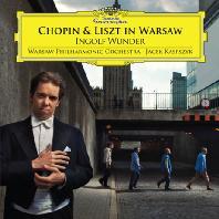 CHOPIN & LISZT IN WARSAW/ JACEK KASPSZYK [잉골프 분더: 쇼팽 & 리스트 인 바르샤바]