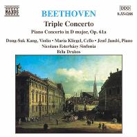 TRIPLE CONCERTO/ PIANO CONCERTO [펭귄가이드]