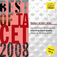 THE BEST OF TACET 2008 [180G LP]
