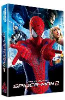 어메이징 스파이더맨 2 [4K UHD+BD+3D] [렌티큘러 풀슬립 스틸북 한정판] [THE AMAZING SPIDER-MAN 2]