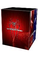 어메이징 스파이더맨 1+2 원클릭 박스세트 4K UHD+BD [스틸북 한정판] [THE AMAZING SPIDER-MAN]