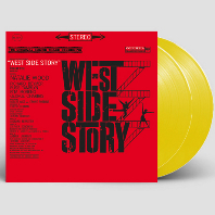 WEST SIDE STORY [웨스트 사이드 스토리] [DELUXE] [180G YELLOW LP] [한정반]