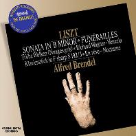 SONATA IN B MINOR, FUNERAILLES/ ALFRED BRENDEL [THE ORIGINALS] [리스트: 피아노 소나타 B단조, 장송곡 외 - 알프레드 브렌델]