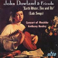 LUTE SONGS/ EVELYN TUBB, ANTHONY ROOLEY