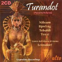 TURANDOT/ ERICH LEINSDORF
