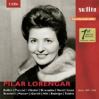A PORTRAIT IN LIVE AND STUDIO 1959-1962 [필라 로렌가르: 오페라아리아 & 스페인 민요]
