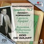 SYMPHONY NO.2 ETC/ EDO DE WAART [SACD HYBRID]