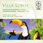 BACHIANA BRASILEIRA NO.5 ETC/ VICTORIA DE LOS ANGELES/ ENRIQUE BATIZ