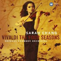 VIVALDI THE FOUR SEASONS/ ORPHEUS CHAMBER ORCHESTRA [비발디: 사계 - 바이올린 협주곡]