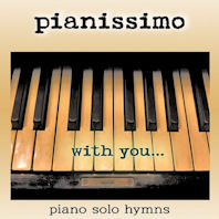 WITH YOU...[PIANO SOLO HYMNS]