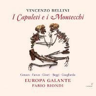 I CAPULETI E I MONTECCHI/ VIVICA GENAUX, FABIO BIONDI [벨리니: 오페라 '카풀레티와 몬테키']