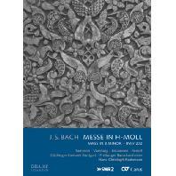 MASS IN B MINOR BWV 232/ HANS-CHRISTOPH RADEMANN [2CD+DVD] [바흐: B단조 미사]