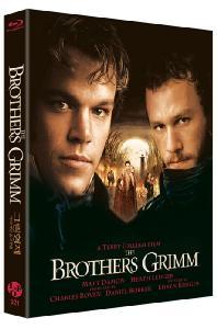 그림형제: 마르바덴 숲의 전설 [풀슬립 넘버링 한정판] [THE BROTHERS GRIMM]