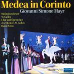 MEDEA IN CORINTO/ DAVID STERN