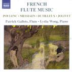 FRENCH FLUTE MUSIC/ PATRICK GALLOIS/ LYDIA WONG