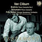 PIANO CONCERTOS/ VAN CLIBURN, FRITZ REINER