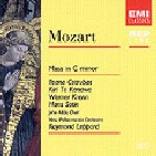 MASS IN C MINOR/ RAYMOND LEPPARD