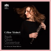 OBOE CONCERTOS/ CELINE MOINET [바흐 & 마르첼로: 오보에 협주곡 - 셀린 무와네]