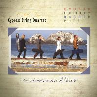 THE AMERICAN ALBUM/ CYPRESS STRING QUARTET