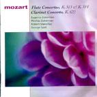 FLUTE CONCERTOS/ CLARINET CONCERTOS/ ZUKERMAN/ SZELL