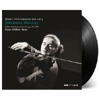 MOZART VOILIN CONCERTOS NOS.3&4/ HANS MULLER-KRAY [180G LP] [요한나 마르치: 모차르트 바이올린 협주곡]