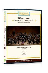 임페리얼 골드 클래식 10: 차이코프스키 피아노 & 바이올린 콘서트 [PIANO & VIOLIN CONCERT/ MAXIM VENGEROV, PAVEL KOGAN]