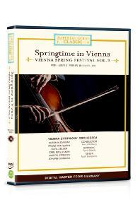 임페리얼 골드 클래식 14: 비엔나 심포니 3 - 비엔나의 봄 [드보르작, 주페] [VIENNA SPRING FESTIVAL/ HEINZ WALLBERG]