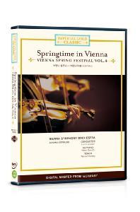 임페리얼 골드 클래식 15: 비엔나 심포니 4 - 비엔나의 봄 [요한 슈트라우스] [VIENNA SPRING FESTIVAL/ ERICH LEINSDORF]