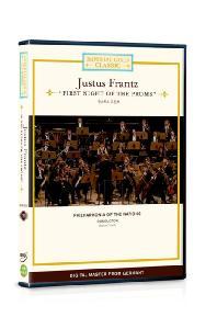 임페리얼 골드 클래식 20: 유스투스 프란츠 - 월드투어 [FIRST NIGHT OF THE PROMS/ JUSTUS FRANTZ]