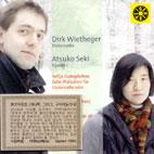 ZEHN PRALUDIEN FUR VIOLONCELLO SOLO ETC/ DIRK WIETHEGER/ ATSUKO SEKI