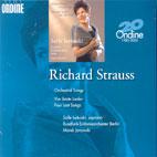 ORCHESTRAL SONGS/ SOILE ISOKOSKI/ MAREK JANOWSKI (20TH ANNIVERSARY EDITION)