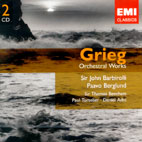 ORCHESTRAL WORKS [GEMINI THE EMI TREASURES]