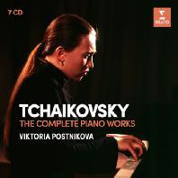 THE COMPLTE PIANO WORKS/ VIKTORIA POSTNIKOVA [차이코프스키: 피아노 작품 전집 - 빅토리아 포스트니코바]