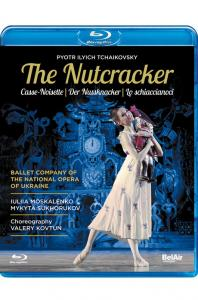 THE NUTCRACKER/ BALLET COMPANY OF THE NATIONAL OPERA OF UKRAINE, OLEKSIY BAKLAN [차이코프스키: 호두까기 인형 - 우크라이나 국립발레단]
