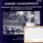 "SYMPHONIE NO.1 EN RE MAJEUR ""LE TITAN""/ ANDRE VANDERNOOT"
