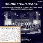 SYMPHONIE NO.4 & 7/ ANDRE VANDERNOOT