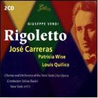 RIGOLETTO/ UN BALLO IN MASCHERA/ JULIUS RUDEL