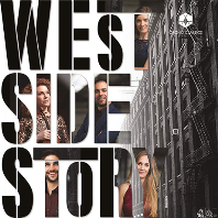 WEST SIDE STORY/ GWENDOLYN MASIN, MELISMA SAXOPHONE QUARTET [번스타인: 웨스트 사이드 스토리 - 색소폰 콰르텟, 바이올린 연주]