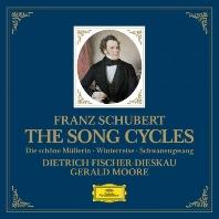 THE SONG CYCLES/ DIETRICH FISCHER-DIESKAU, GERALD MOORE [슈베르트: 가곡집ㅣ디트리히 피셔-디스카우]