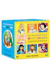 디즈니 200 에피소드 박스세트 [디즈니 애니메이션 48 베스트 컬렉션]