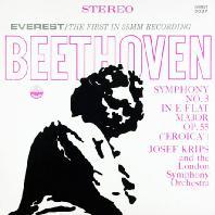 SYMPHONY NO.3 <EROICA>/ JOSEF KRIPS [SACD HYBRID] [EVEREST] [베토벤: 교향곡 3번 <에로이카>]